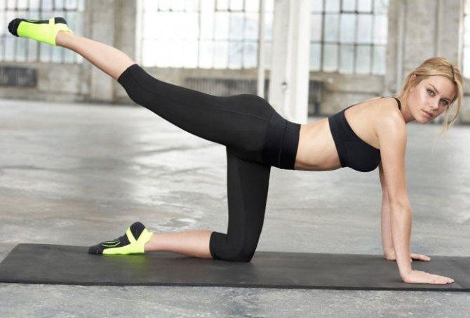 Упражнения от целлюлита: на ногах и попе, бедрах и ягодицах