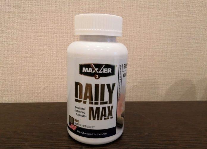 Витамины maxler daily max как принимать