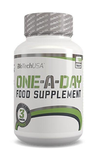 Biotech one a day – обзор витаминно-минерального комплекса