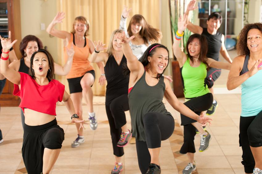 Популярные танцы для похудения в домашних условиях
