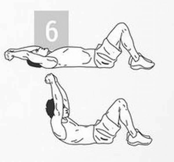 Мышцы кора: упражнения для укрепления мышц кора