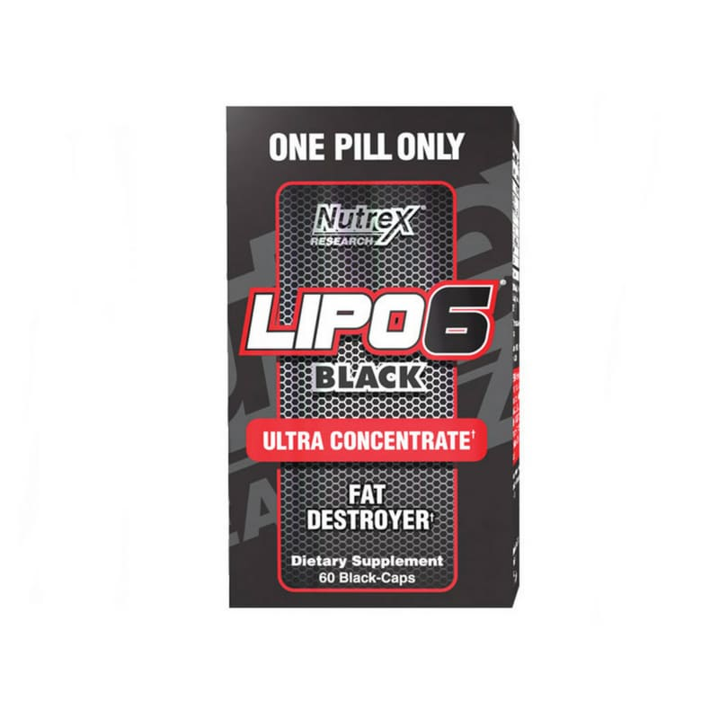 Спортивное питание nutrex lipo-6 black hers ultra concentrate
