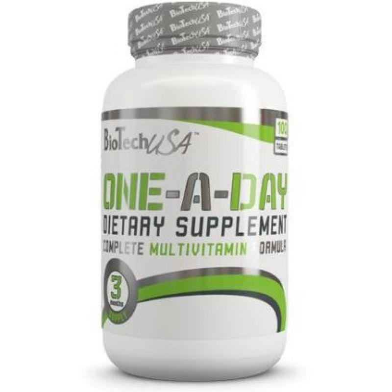One-a-day - витамины - biotechusa