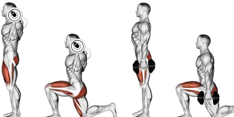 Упражнения на бицепс бедра