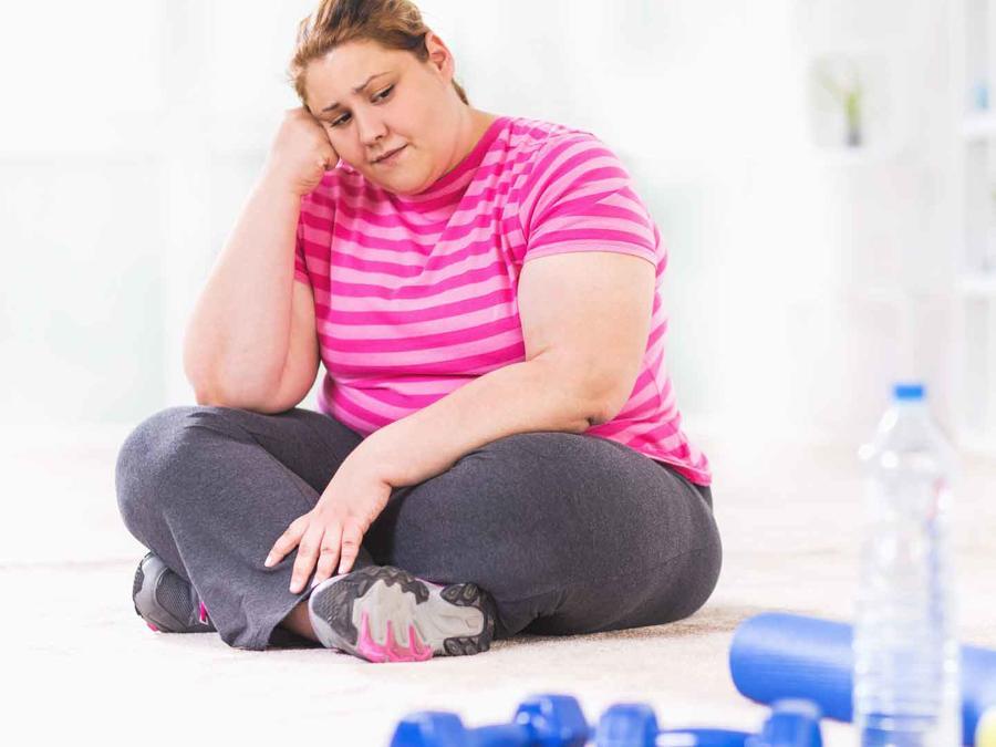 Похудение и депрессия. 6 препятствий на пути к стройной фигуре. что мешает похудеть?