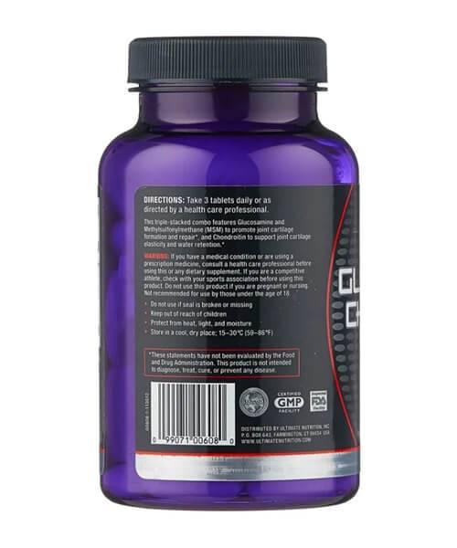 Natrol glucosamine chondroitin msm – обзор добавки