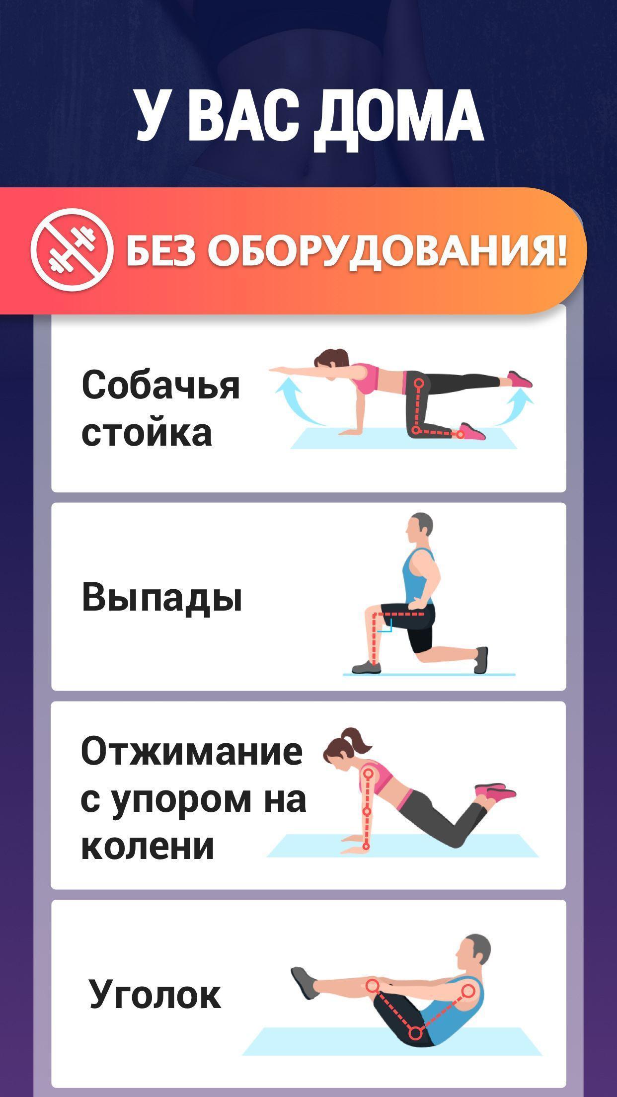 Комплекс лучших упражнений для сжигания жира