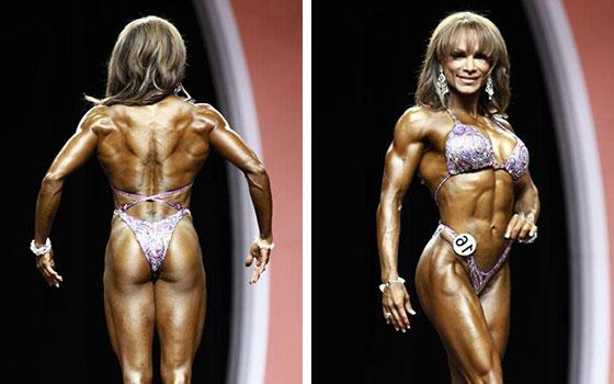 Мисс олимпия - hardtraining.ru