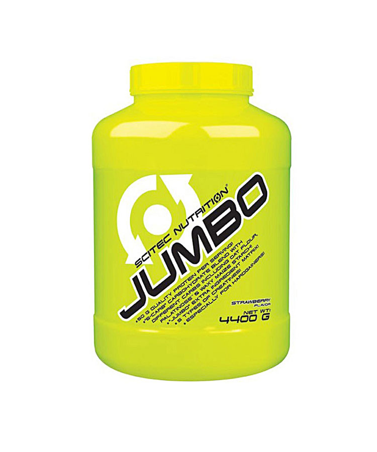 Scitec nutrition jumbo pack: состав, как принимать, стоимость