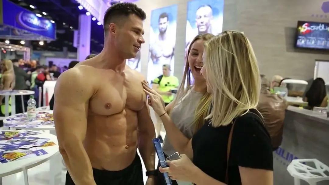 Ксения комисcарова – жена дениса гусева и фитнес-модель