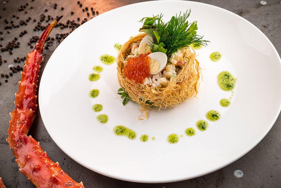 Красивые и изысканные блюда и салаты в оригинальном оформлении на любой праздник— интересные блюда с красивым оформлением