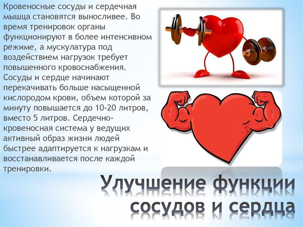 Сердечная недостаточность упражнение для здорового сердца