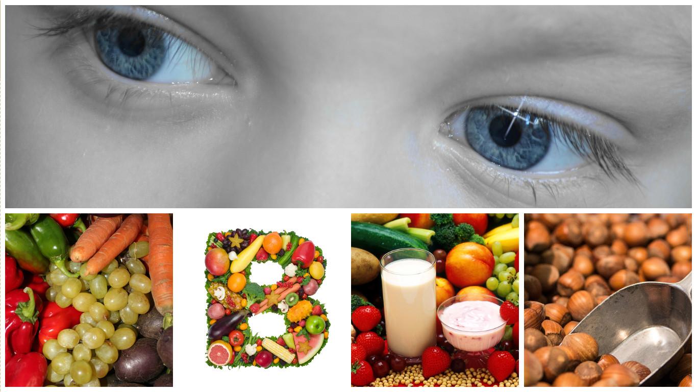 """Продукты для улучшения зрения - """"здоровое око"""""""