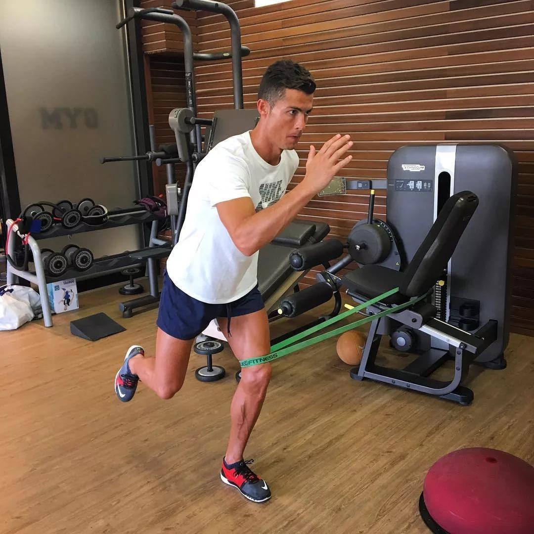 Тренировки криштиану роналду – как тренируется футболист в спортзале и в домашних условиях