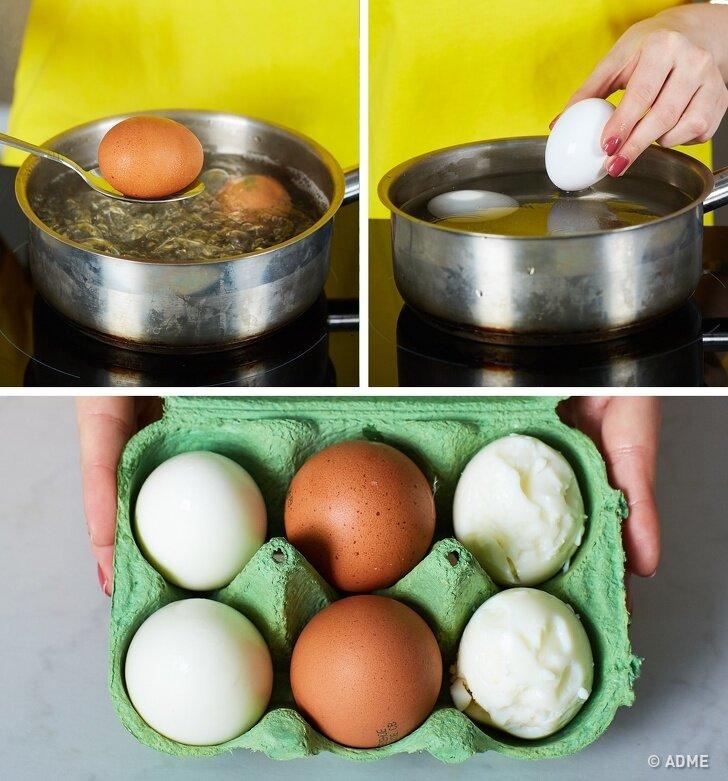 Как варить яйца всмятку и как варить яйца вкрутую | блог comfy