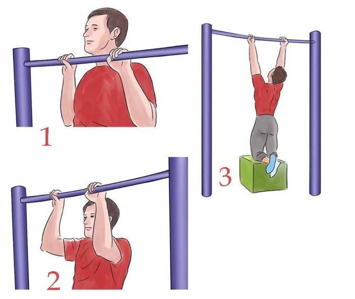 5 альтернатив подтягиваниям для построения сильной спины