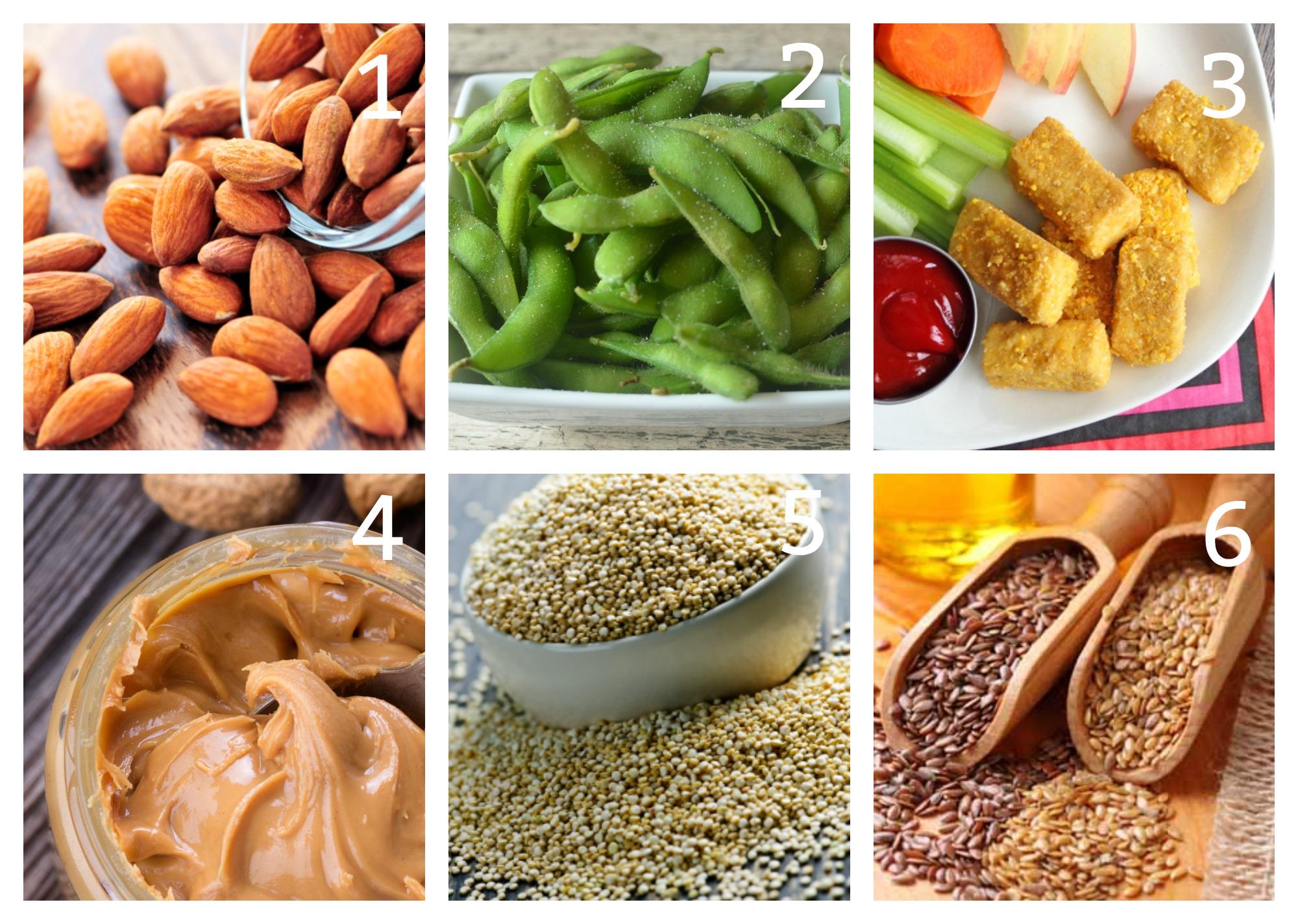 Гороховый протеин— полноценный источник белка для вегана