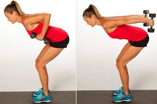 Упражнения для похудения рук в домашних условиях для женщин и мужчин: какие делать на зарядке и добавить в эффективный тренировочный комплекс, чтобы подкачать плечи