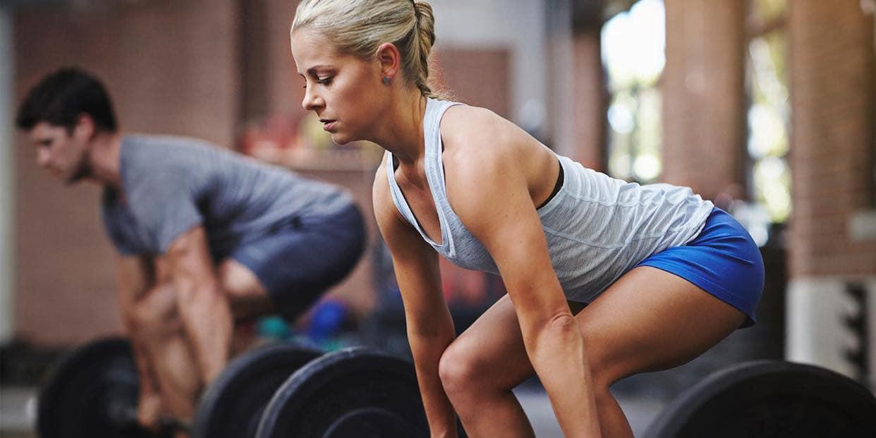 Комплекс упражнений для похудения в тренажерном зале для начинающих мужчин и женщин