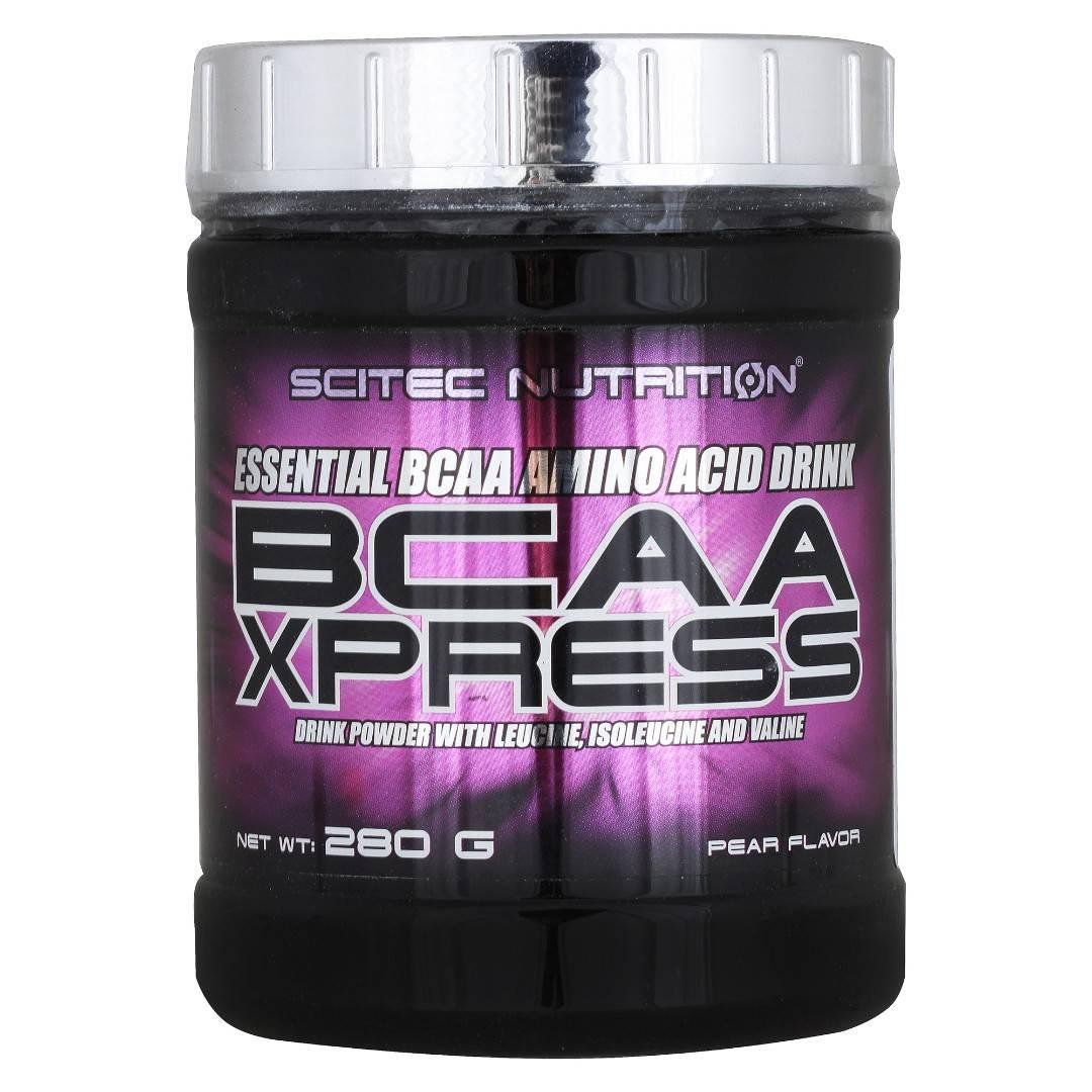 Bcaa xpress от scitec nutrition: как принимать, состав, отзывы