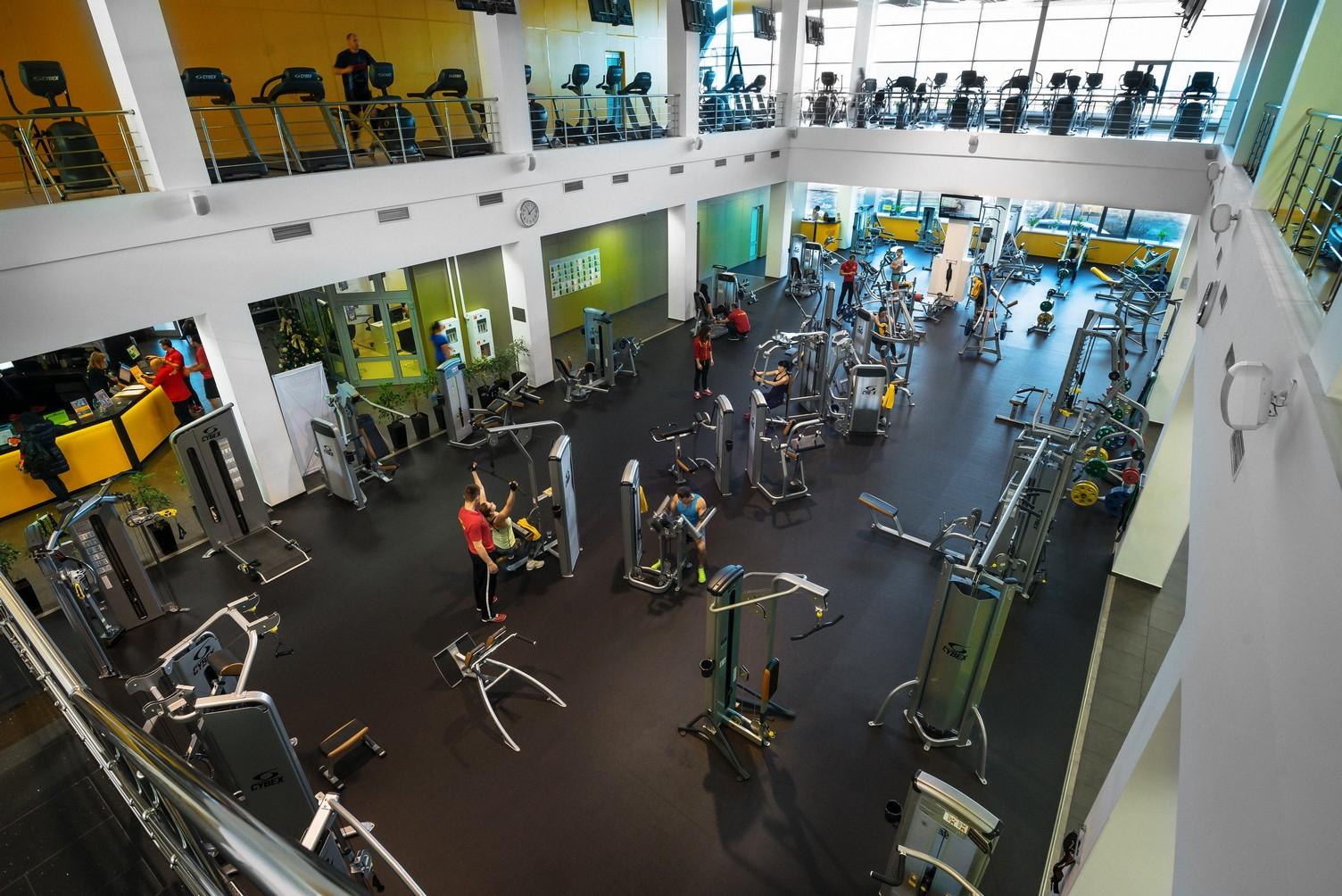 Открываем свой спортзал: как сделать бизнес на здоровье и красоте? - тасс