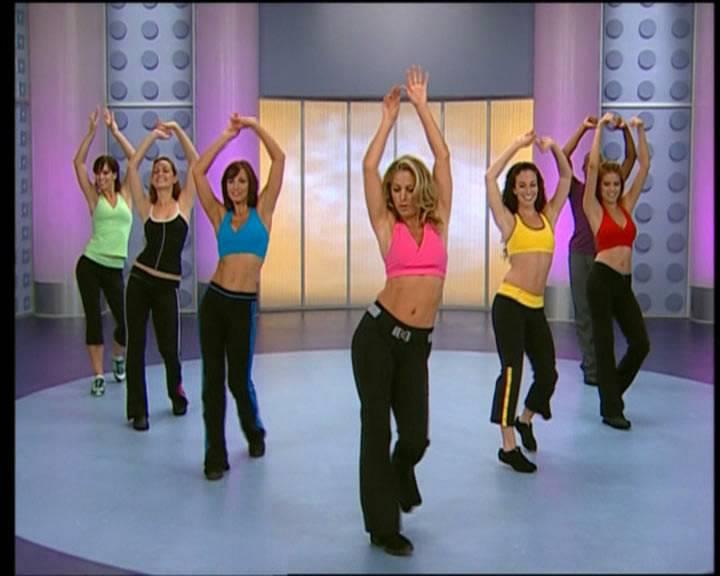 Танцы для похудения в домашних условиях - фитнес видео уроки