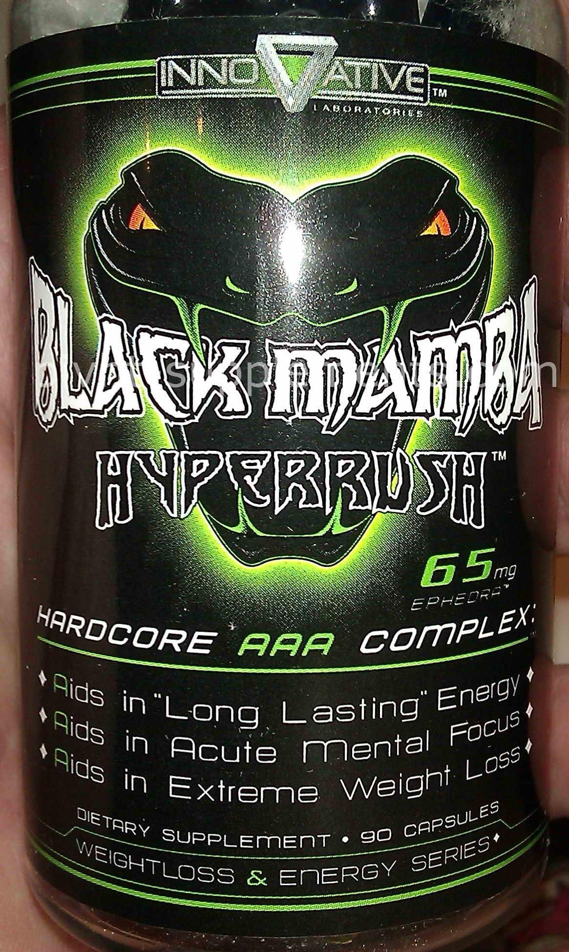 Жиросжигатель innovatine black mamba — отзывы. негативные, нейтральные и положительные отзывы