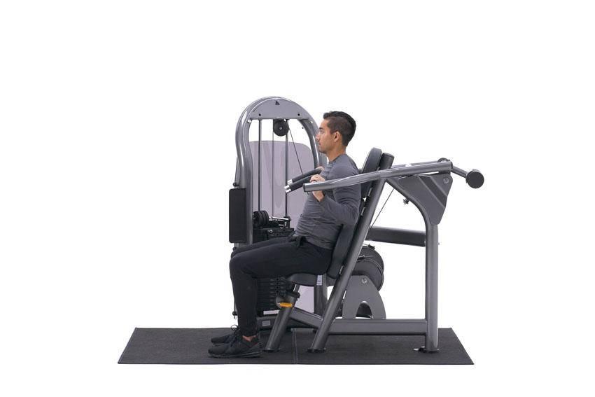 Жим к груди - всё о спортивных тренировках