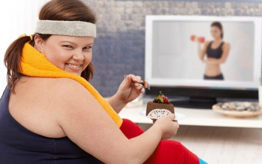 Почему люди толстеют? спрашиваем, объясняем, советуем...