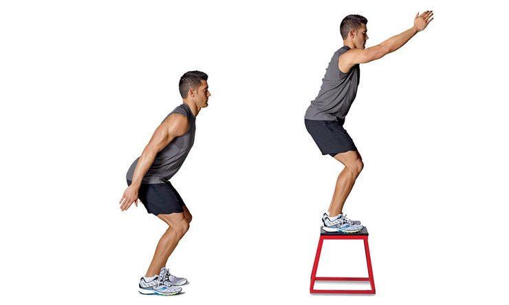 Упражнения для ног, развивающие силу и скорость | brodude.ru