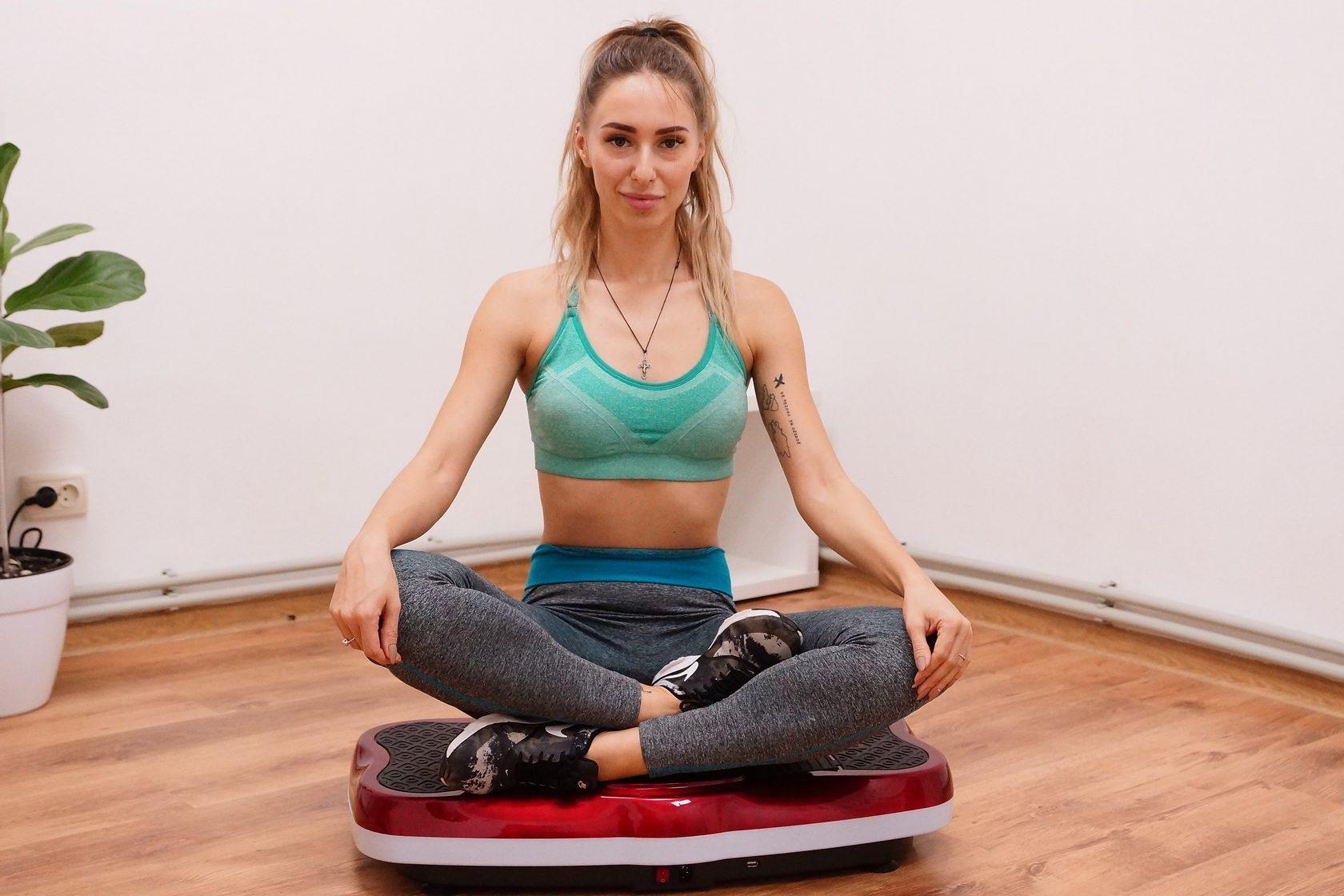 Виброплатформа для похудения: польза, упражнения, польза и вред