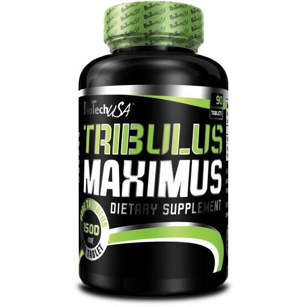 Tribulus terrestris от maxler: как принимать, эффект от приема
