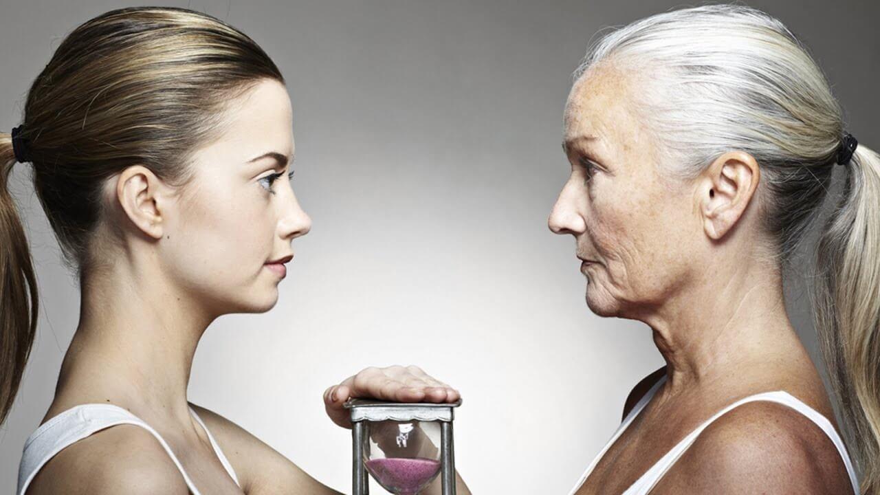 Стресс ускоряет старение - age factor