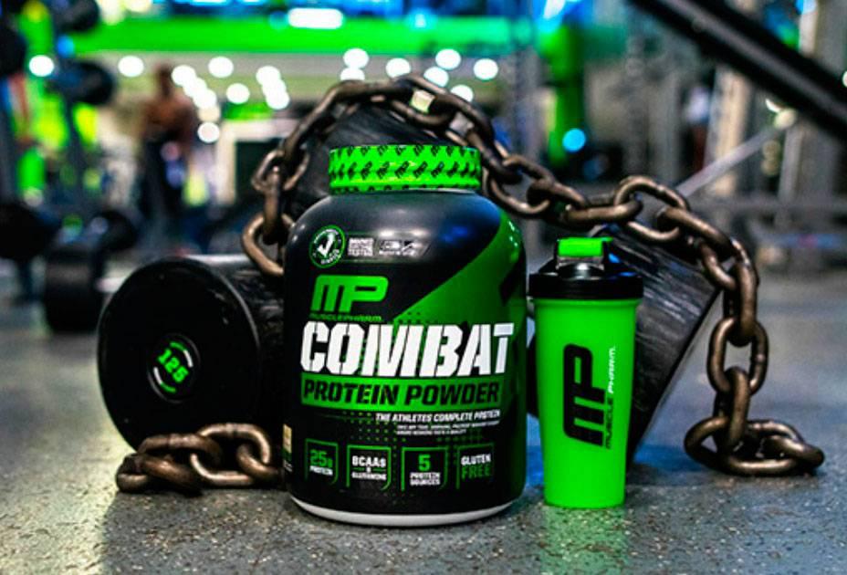 Combat от musclepharm