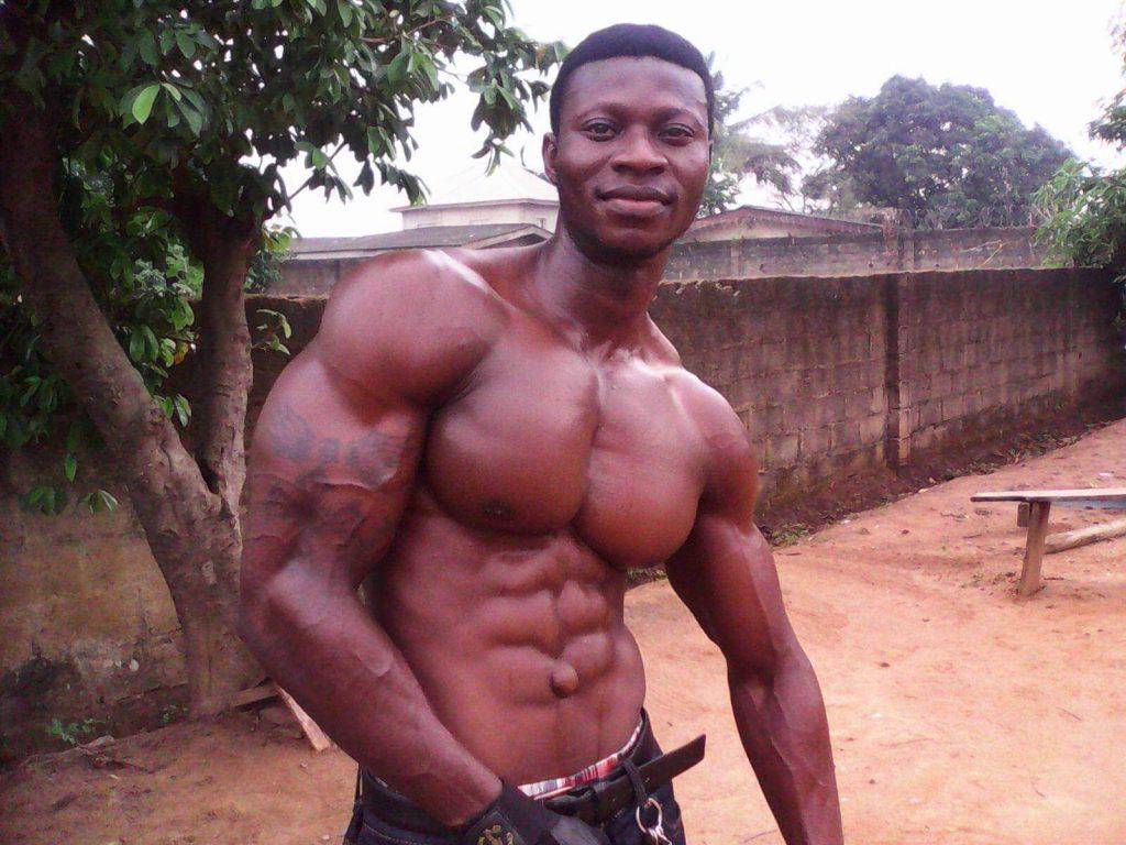Самуэль кульбила  - качок-самородок из африканской глубинки: тренировки, питание