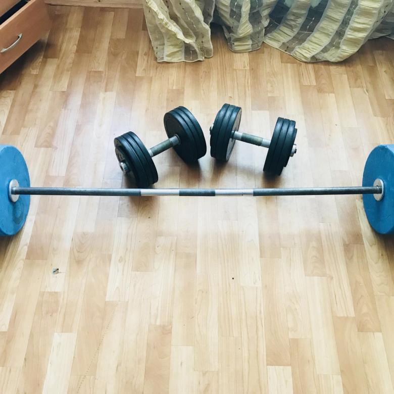 Как правильно выбрать гантели для тренировок в домашних условиях мужчине и женщине