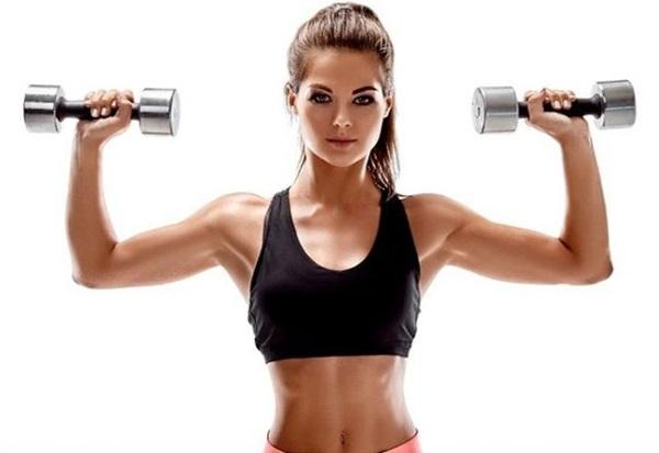 Тренировка верхней части тела для женщин: составляем тренировочные программы.