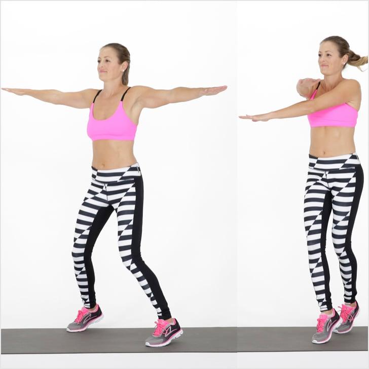 Джампинг джек: как правильно делать и сколько калорий сжигает упражнение