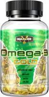 Omega-3 gold 120 капс (maxler)