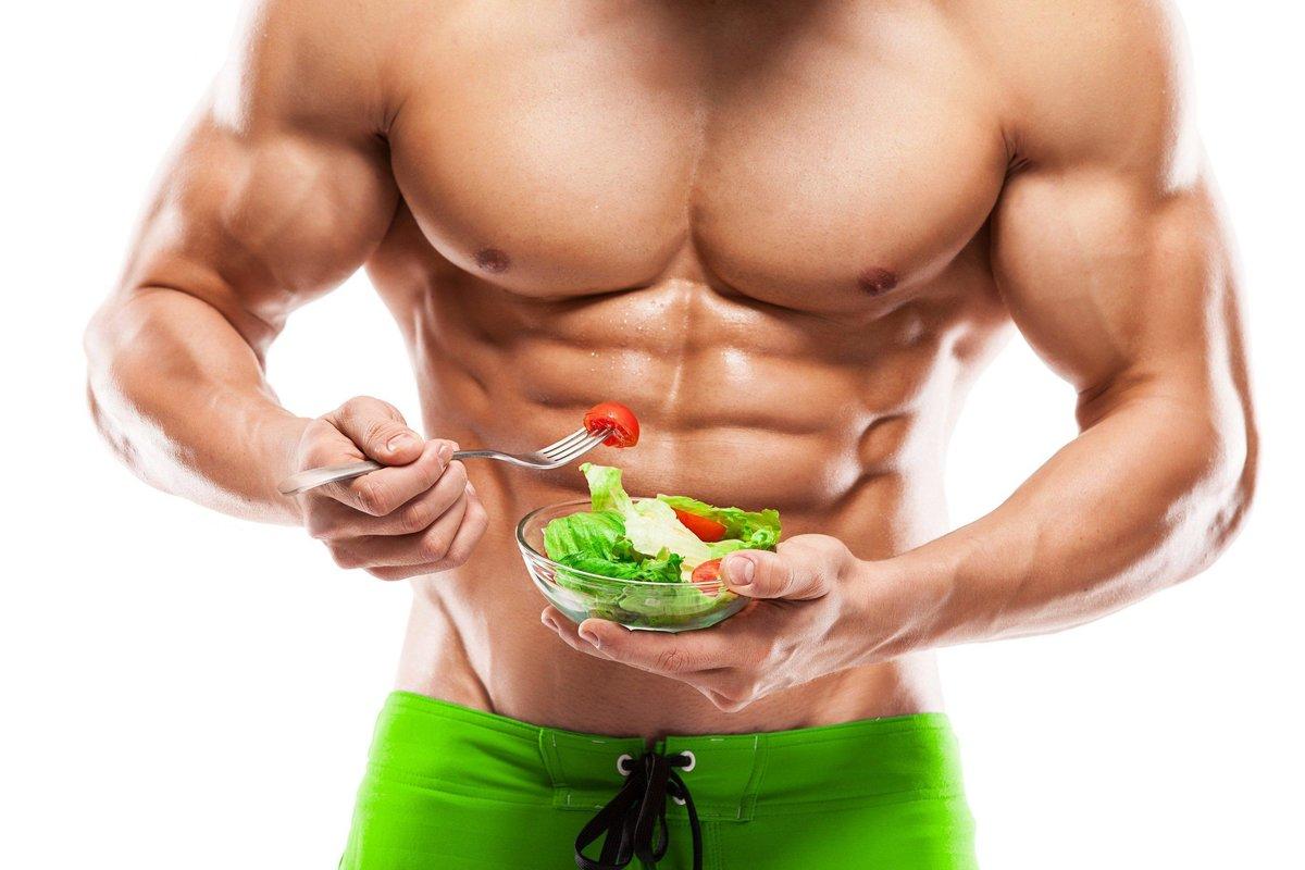 Вегетарианство в бодибилдинге: плюсы и минусы