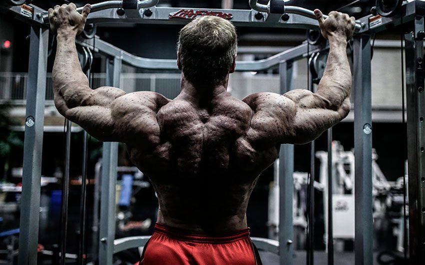 Топ лучших упражнений на широчайшие мышцы спины