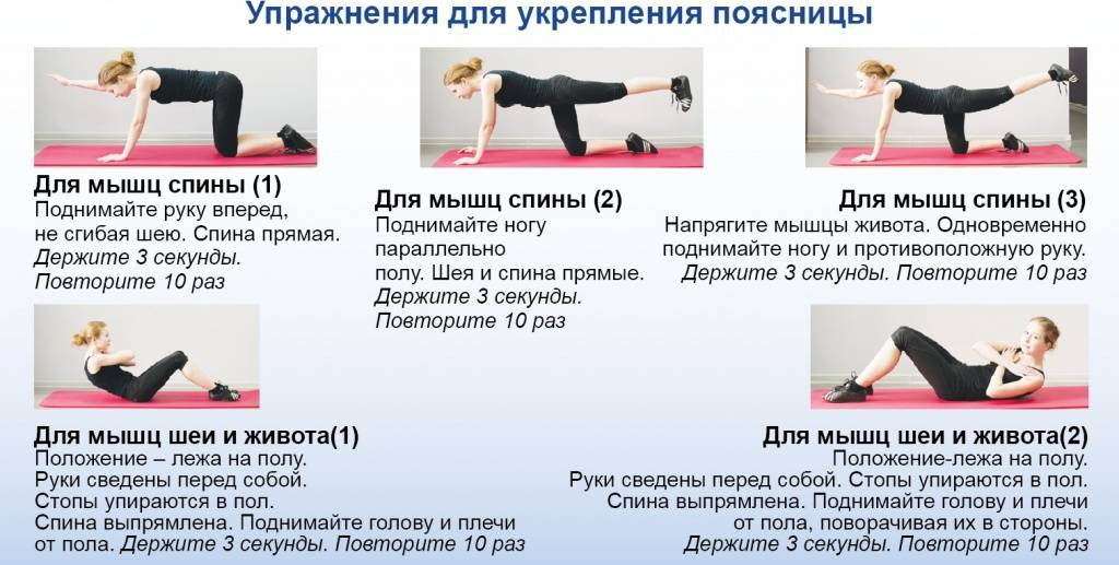 Упражнения для развития и укрепления мышц спины | компетентно о здоровье на ilive