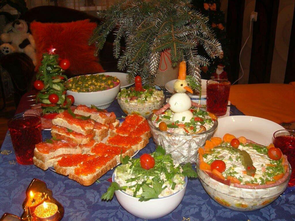 Альтернативное новогоднее пп-меню: уменьшаем калорийность праздничных блюд в 2 раза