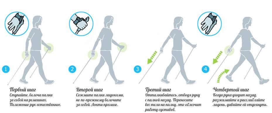 Чем бег отличается от ходьбы?