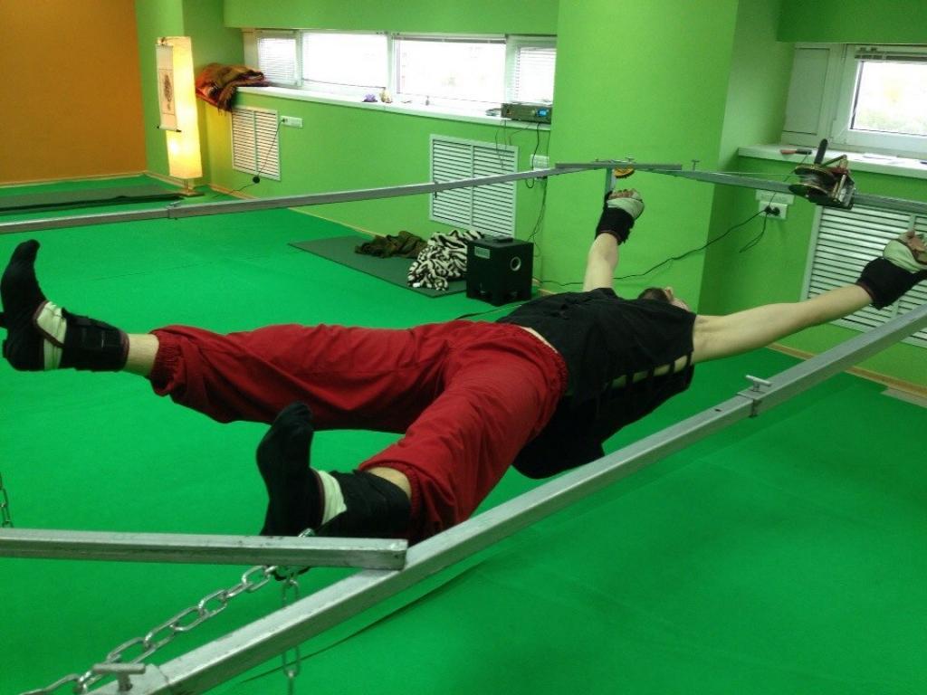 Гид: что делать на первой тренировке