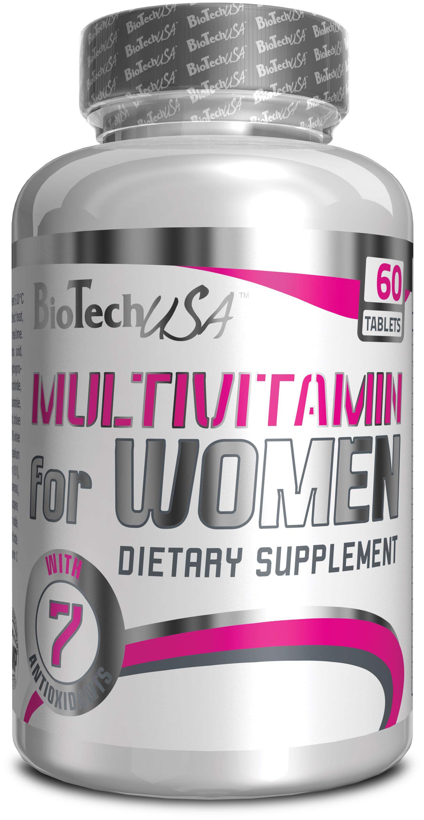 Лучшие спортивные витамины для женщин