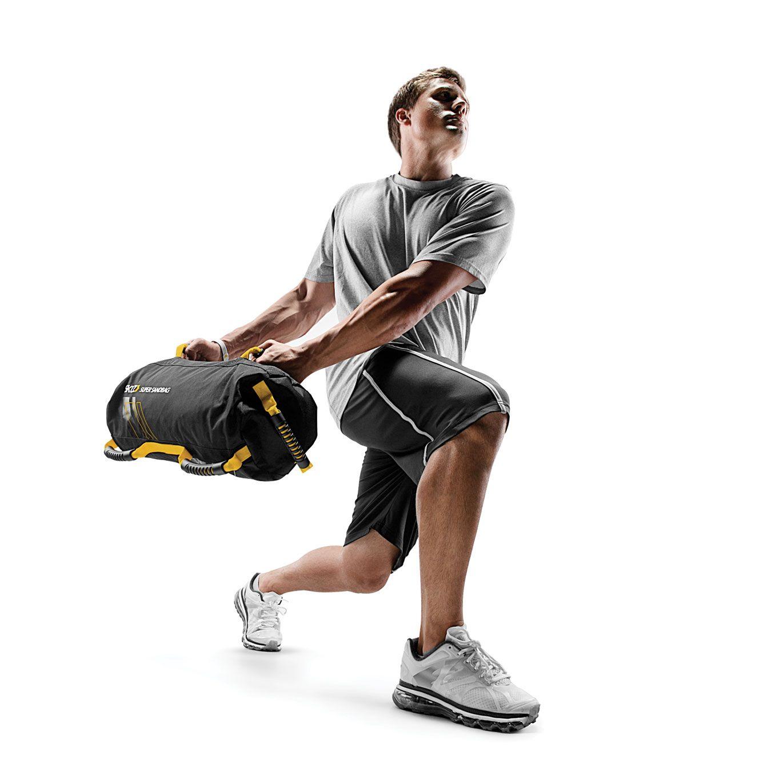 Sandbag (сэндбэг): плюсы, минусы + 25 упражнений (фото)