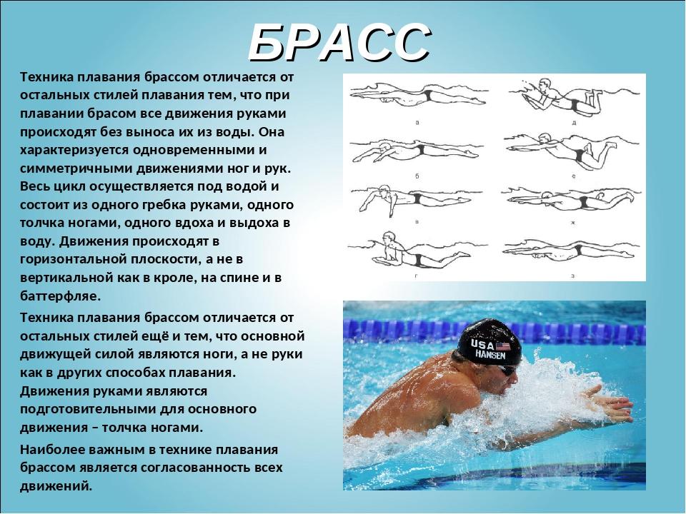 Каков самый быстрый стиль плавания и какую скорость он дает?