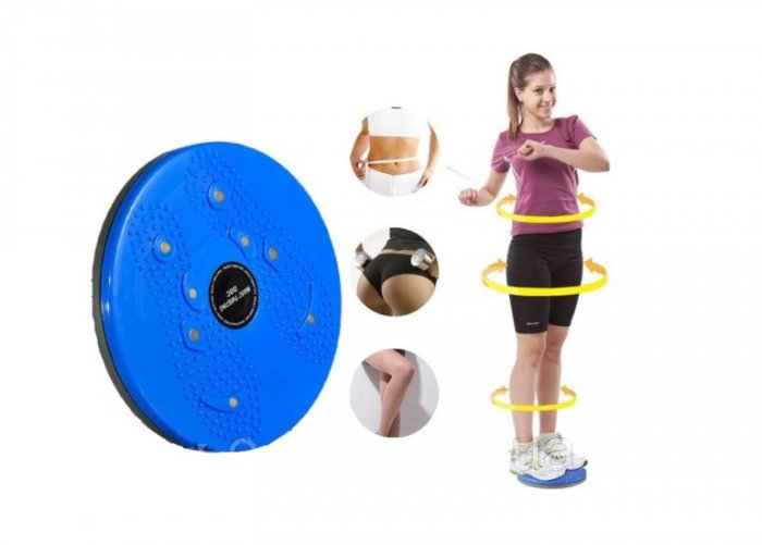 Диск для похудения: эффективность, применение, упражнения