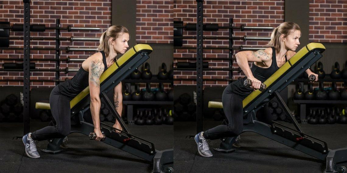 Спина плечи в один день - всё о спортивных тренировках